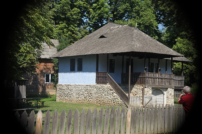 The tubby traveler from topeka village museum bucharest romania - Romanian peasant houses ...