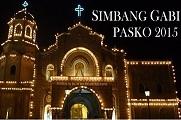 Simbang Gabi December 23 2015 (Day 8)