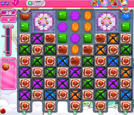 Candy Crush Saga 436