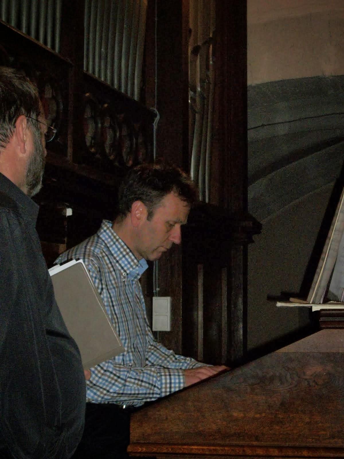 Duo Choeur et orgue