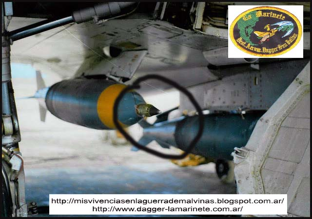 militar - Guerra de las Malvinas - Página 9 Regreso+con+espoleta+activada