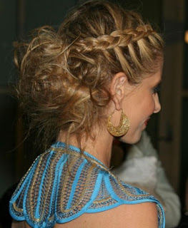 Long Braided Hairstyles - Girls braided hairstyle ideas