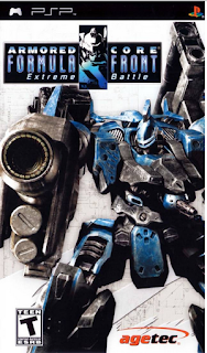 Armored Core Formula Front Extreme Battle PSP