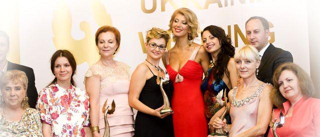 Киевский Ювелирный Завод получил нагрду Ukrainian Wedding Awards