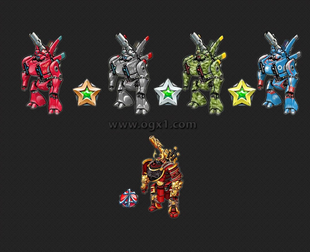 mutants genetic gladiators online