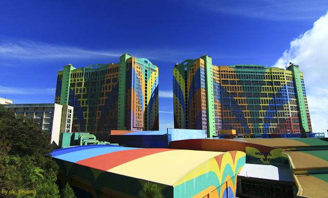 the amazing world first hotel las vegas united states