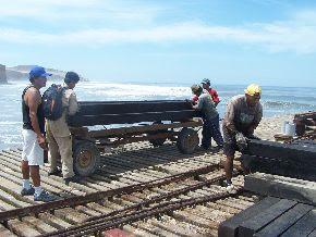 Brasileños evalúan invertir en construcción de terminal marítimo en Lambayeque