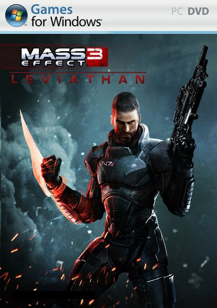 Mass Effect 3 Leviathan pc