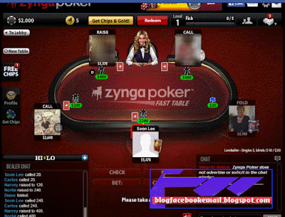 game terbaik di facebook Holdem Poker