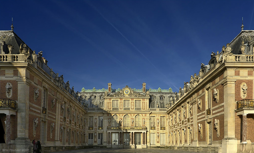 Versailles and France as \