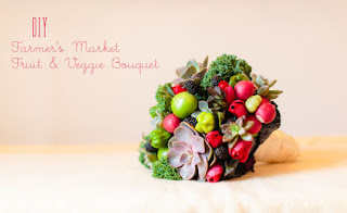 用糖果做的結婚花球