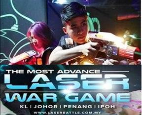 laser war game johor baru