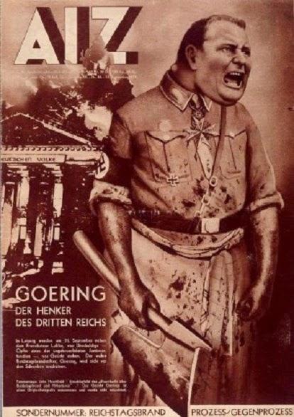 el fascismo no es una idea, sino un crimen