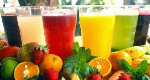 Homemade juices to improve skin and hair health