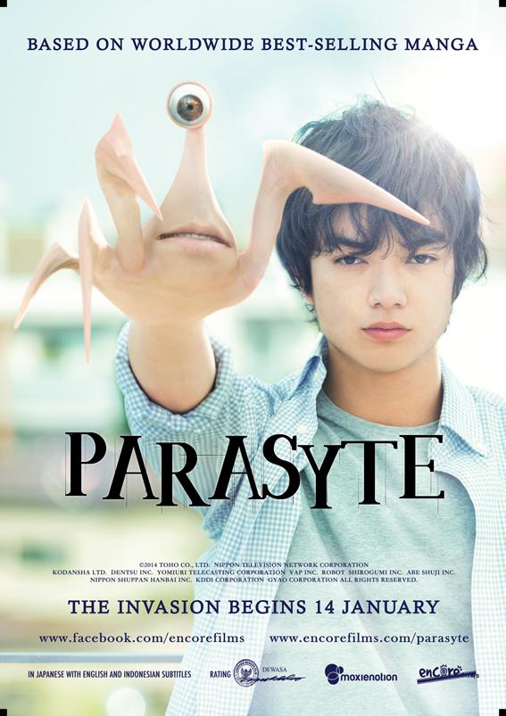 Parasyte Sei no Kakuritsu Online Dublado