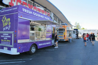 Food Truck Catering - What Trucks Consider