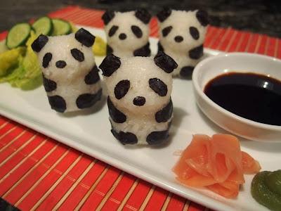 Panda Niguiri