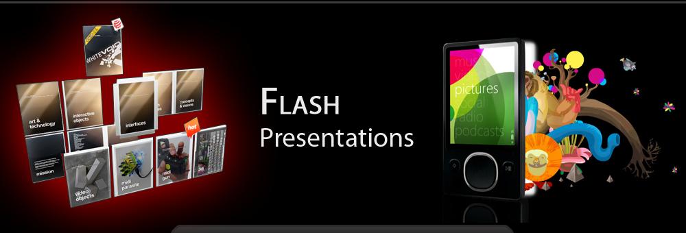 menggunakan flash sebagai media presentasi kita tidak lagi menggunakan