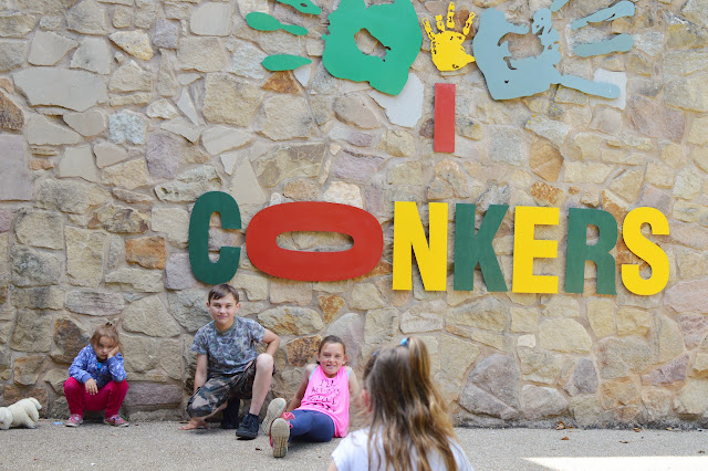 Conkers Centre Stay Play Explore Review