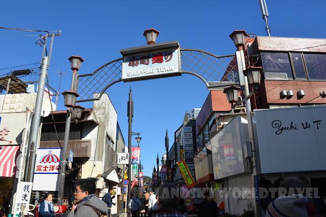 鎌倉, 小町通, kamakura
