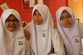 Anis,Amirah,Fatin allia