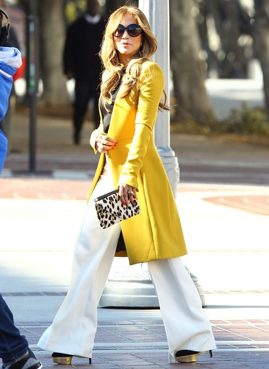 Style Inspiration Jennifer Lopez Big Fashion Talk