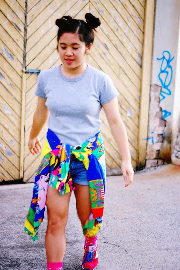 elashock, karen, fashion, fashion blog, blogger, teen blogger, outfit, style, clothes, iggy azalea, true love died in 96, new balance, thrift, denim, australia, english, japanese, japan, エラショック, ファッション, ファッションブログ, ブロガー, スニーカー, デニム, 洋服, イギーアザリア, コーデ, コーディネート, 日本語, 英語, オーストラリア