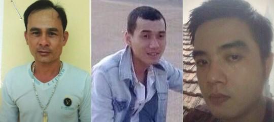 Nhóm côn đồ truy sát người ở Bệnh viện Quảng Ngãi ra đầu thú