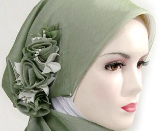 Cara Memakai Jilbab Modern Terbaru 2012