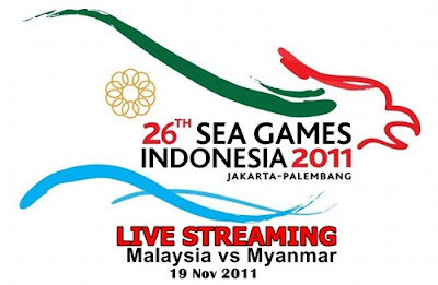 LIVE STREAMING BOLA SEPAK MALAYSIA VS MYANMAR SEA GAMES 2011