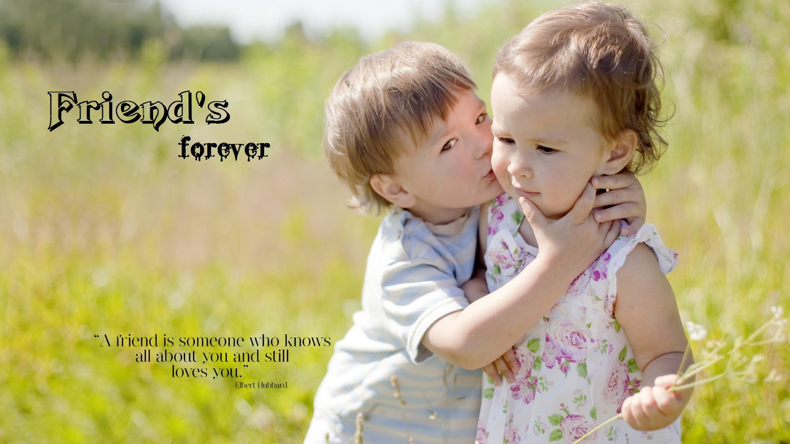 Khushi for life sexy kissing photo of cute baby on friendship day see all beautiful friendship day photo gallery send e cards images graphics and animation to your beloved ones on your favorite social networking sites kristyandbryce Images