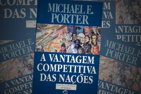 10 livros que todo administrador deve ler - Vantagem competitiva das nações