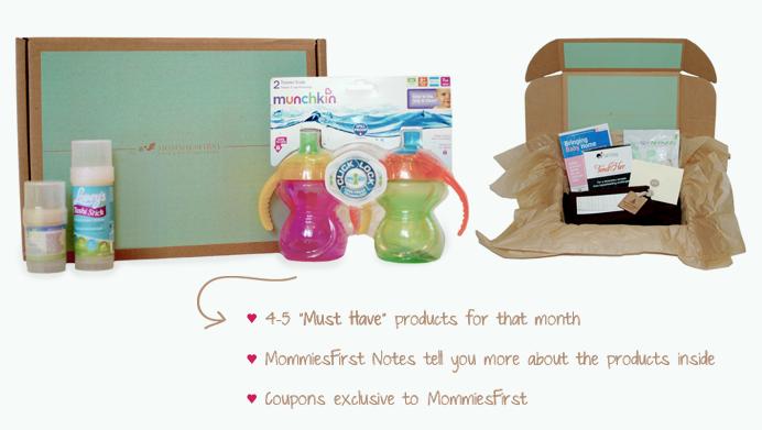 MommiesFirst Box