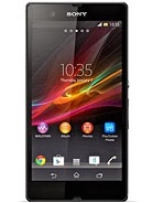 Sony Xperia Z Specifications And Features
