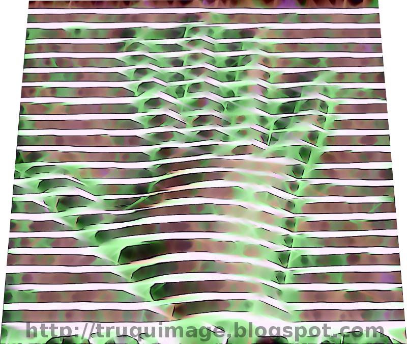 Le blog du truqueur d 39 images effet de relief rapide avec - Main en dessin ...