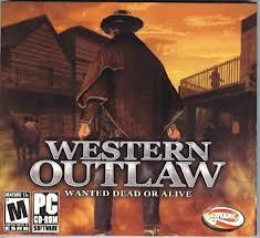 WESTERN OUTLAW WANTED DEAD OF ALIVE