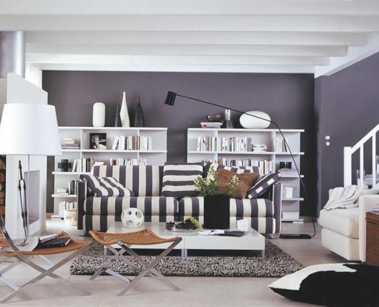 wohnzimmer farbe weiß graue möbel ? elvenbride.com - Wohnzimmer Weis Grau