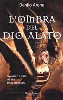 L'ombra del dio alato, 2003, copertina