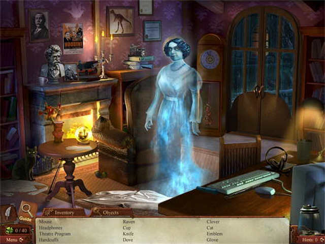 Midnight Mysteries: Haunted Houdini Deluxe Screenshot 4