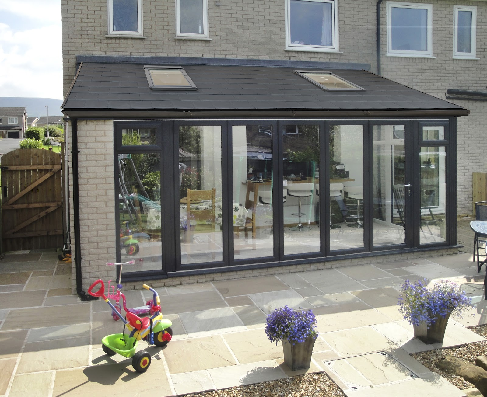 Prefix systems blog conservatory evolution for Conservatories and garden rooms