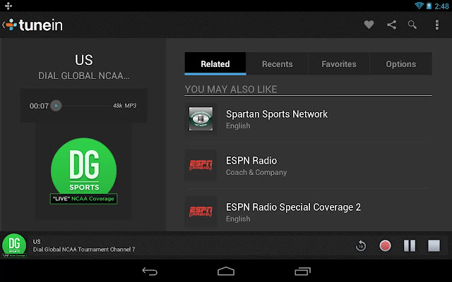 tunein radio pro apk free download