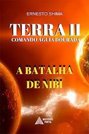 Livro: Terra II - Comando Águia Dourada