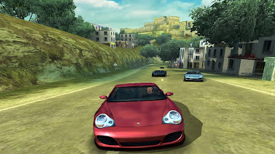 gameplay screenshot of need for speed hot pursuit 2