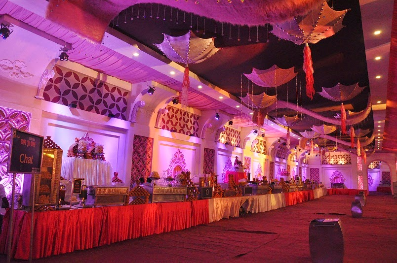 wedding planner ring ceremony decoration in agra