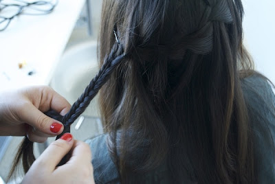 How To Cascade/Waterfall Braid