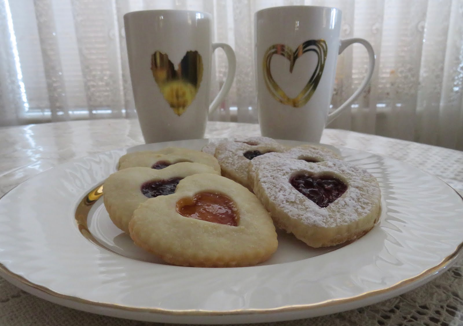 Valentine Sweet~Heart Cookies