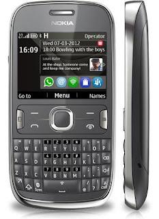 Nokia asha 302 pic