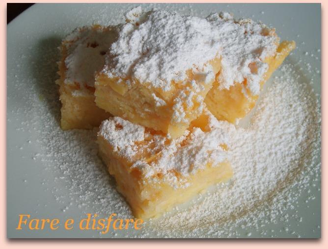 Ricetta biscotti torta torta al limone di benedetta for Ricette di cotto e mangiato