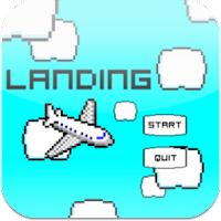 A plane landing game inspired by Chu Chu Rockets