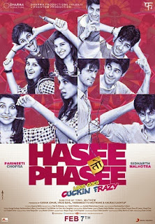 Hasee Toh Phasee (2014) Full Movie Watch Online